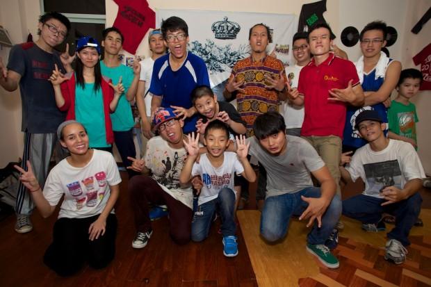 Oni and Zealous Crew