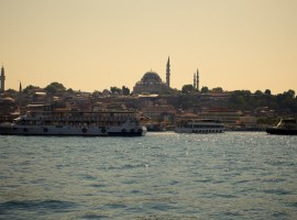 View of Fatih from Beyoglu
