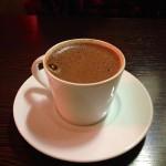 Strong Turkish Coffee
