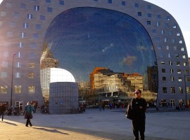 Rotterdam New Market Building
