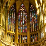 Beautiful stained glass